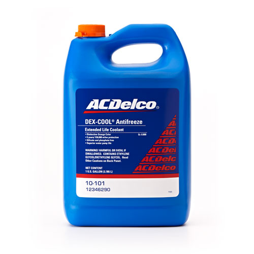ACDelco Dex‑Cool 50/50 Anti-Freeze